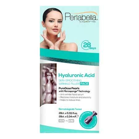 Perlabella Сыворотка для лица с гиалуроновой кислотой