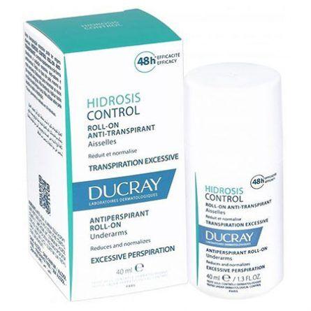 Ducray Hidrosis Сontrol Шариковый дезодорант