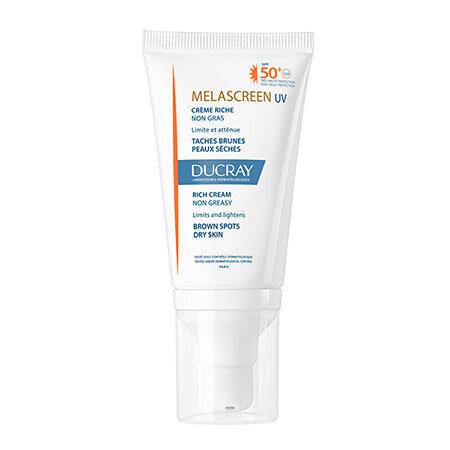 Ducray Melascreen Насыщенный крем SPF50