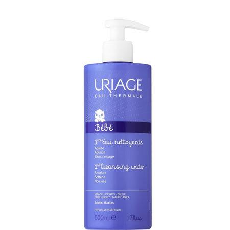 Uriage Первая очищающая вода Bebe