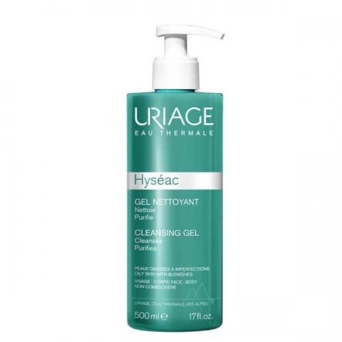 Uriage Очищающий гель Hyséac