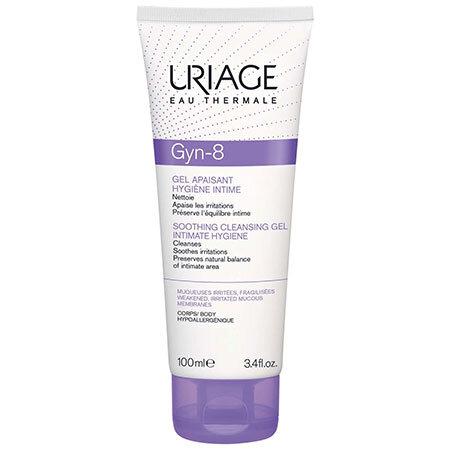 Uriage Гель для интимной гигиены, успокаивающий Gyn-8