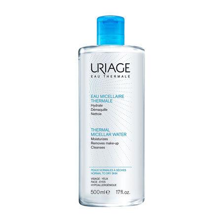 Uriage Вода мицеллярная для нормальной и сухой кожи
