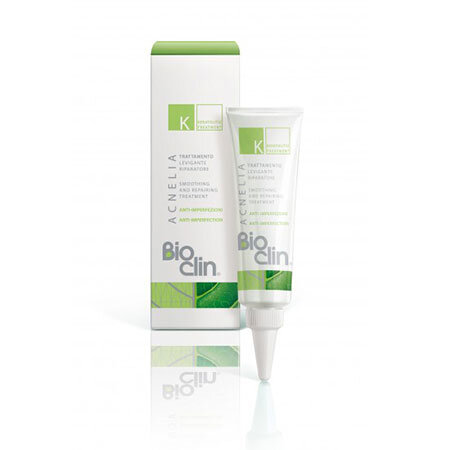 Bioclin Acnelia Крем разглаживающий и восстанавливающий для проблемной кожи