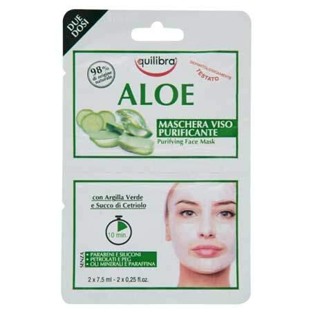 Equilibra Aloe Очищающая маска для лица