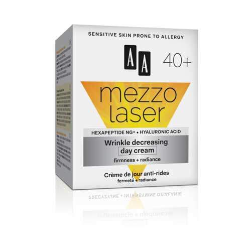 AA Mezzolaser 40+ Дневной крем против морщин