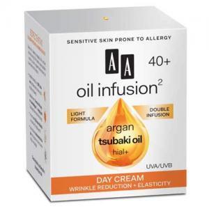 """AA Oil Infusion2 40+ Дневной крем """"Уменьшение морщин + Эластичность"""""""