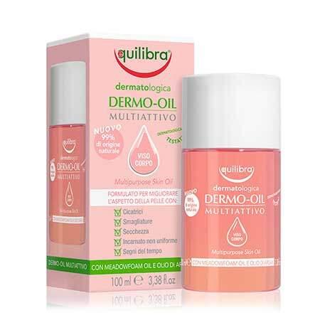 EQUILIBRA Мультифункциональное масло для лица и тела