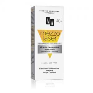 AA Mezzolaser 40+ Крем для век против морщин разглаживание + сияние 15 мл