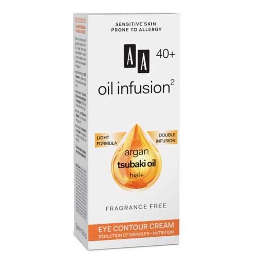 AA Oil Infusion2 40+ Крем для кожи вокруг глаз