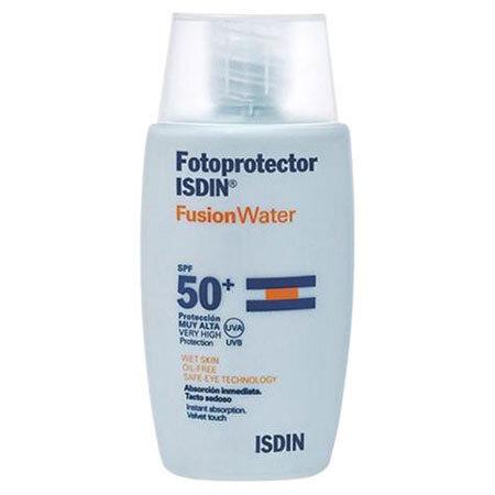 ISDIN Средство солнцезащитное для лица Fotoprotector Fusion Water SPF 50+