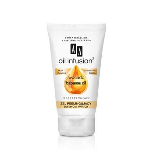 AA Oil Infusion2 Гель-пилинг для лица