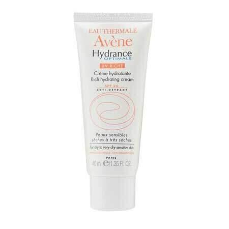 Avene Гидранс Оптималь Риш UV20 Увлажняющий крем для сухой кожи