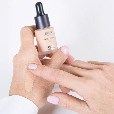 ISDIN Флюид для лица Isdinceutics Skin Drops Sand SPF15