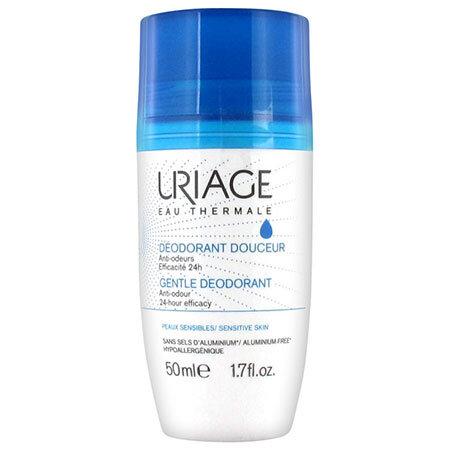 Uriage Дезодорант шариковый без солей алюминия Déodorant Douceur
