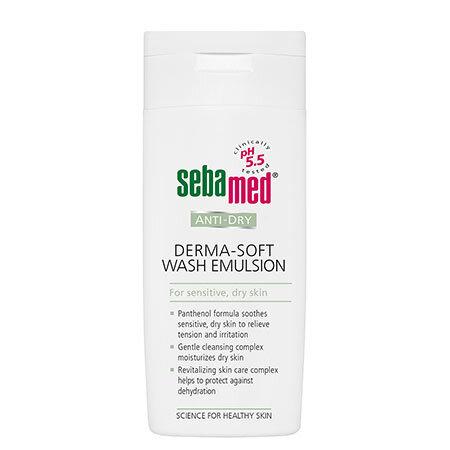Sebamed Эмульсия очищающая мягкая Sebamed Anti-Dry