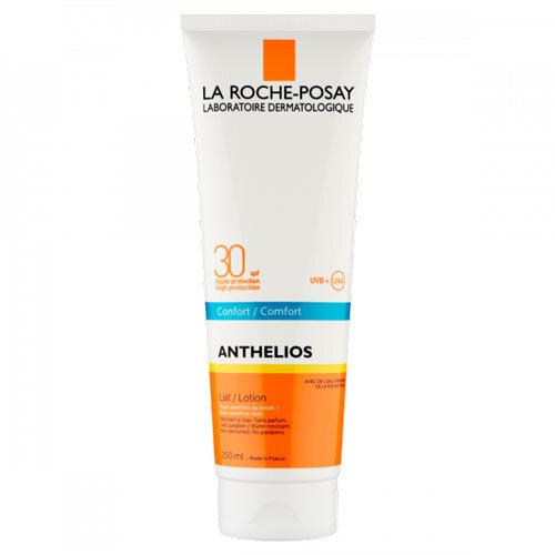 La Roche-Posay Молочко для лица и тела SPF 30+ Anthelios