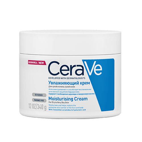 CeraVe Moisturizing Cream, 340ml