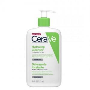 CeraVe Hydrating Facial Cleanser, 473ml