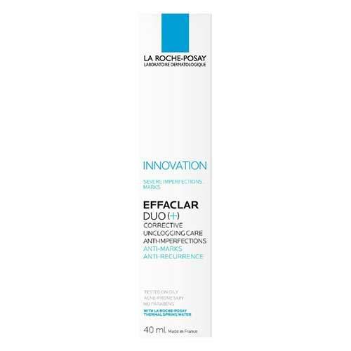 La Roche-Posay Effaclar DUO+ Крем-гель для лица корректирующий для проблемной кожи