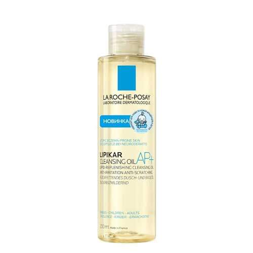 La Roche-Posay Lipikar AP+ Cleansing Oil, 200ml
