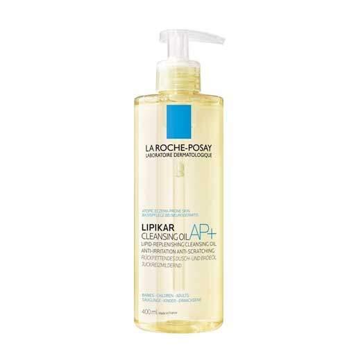 La Roche-Posay Lipikar AP+ Масло для ванны и душа, 400 мл