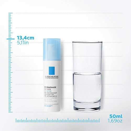 La Roche-Posay Средство увлажняющее интенсивное для сухой кожи Hydraphase UV Intense Riche