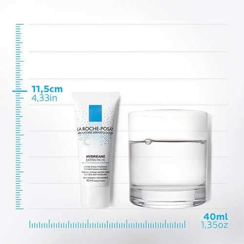 La Roche-Posay Hydreane Extra Riche Крем увлажняющий для лица