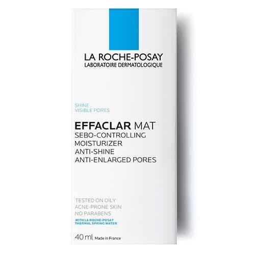 La Roche-Posay Effaclar МАТ Эмульсия для лица матирующая увлажняющая