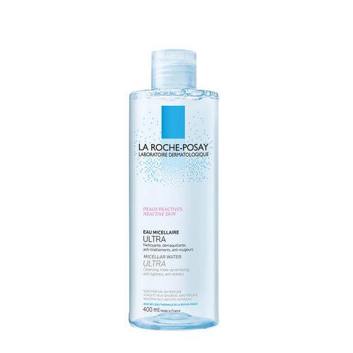 La Roche-Posay Мицеллярная вода для реактивной кожи Ultra, 400 мл