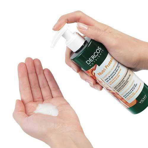 Vichy Dercos Nutrients Shampoo Nutri Protein