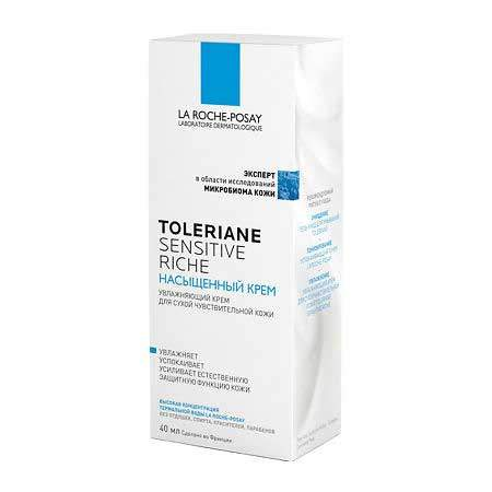 La Roche-Posay Toleriane крем для лица Сенситив Риш
