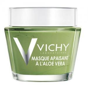 Vichy Purete Thermale Восстанавливающая маска с алоэ вера