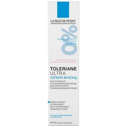 La Roche-Posay Toleriane Ultra Fluide Эмульсия смягчающая