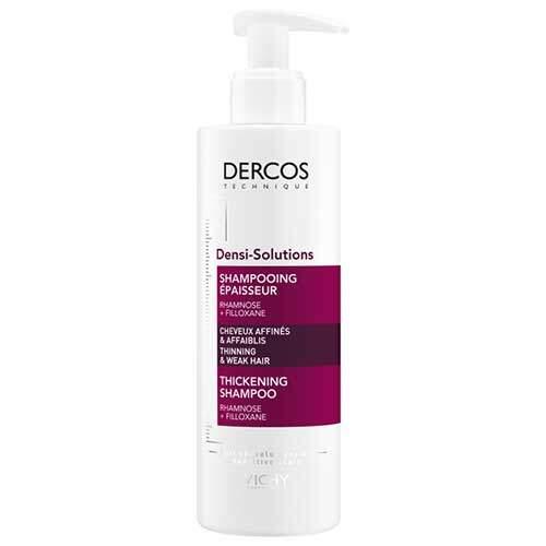 Vichy Dercos Densi-Solutions Шампунь уплотняющий для истонченных и ослабленных волос, 250 мл