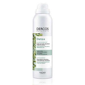 Vichy Dercos Nutrients Detox Сухой шампунь