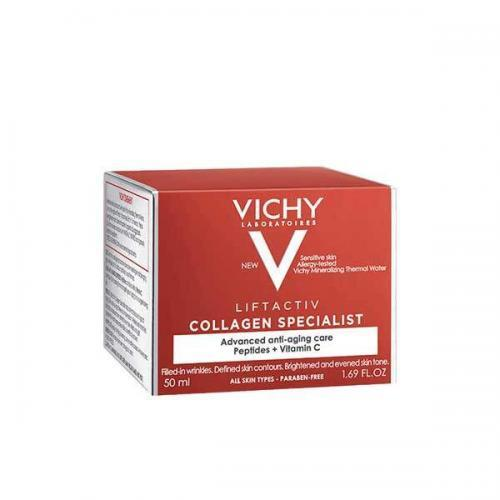 Vichy Liftactiv Коллаген Специалист дневной крем