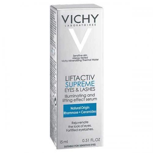 Vichy Liftactiv Supreme Сыворотка для молодости взгляда