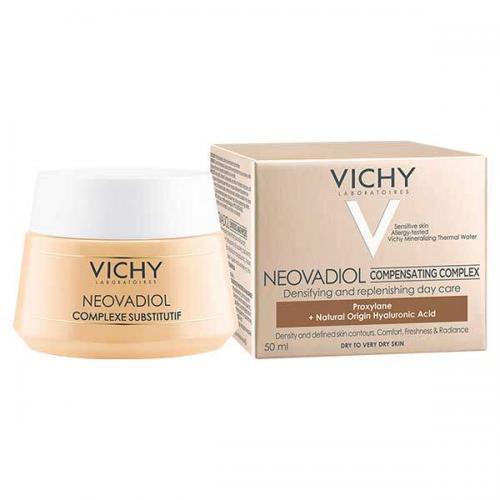 Vichy Neovadiol Компенсирующий комплекс, дневной крем-уход для сухой кожи в период менопаузы