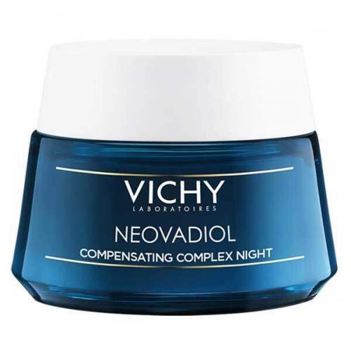 Vichy Neovadiol Компенсирующий комплекс, ночной крем-уход для кожи в период менопаузы