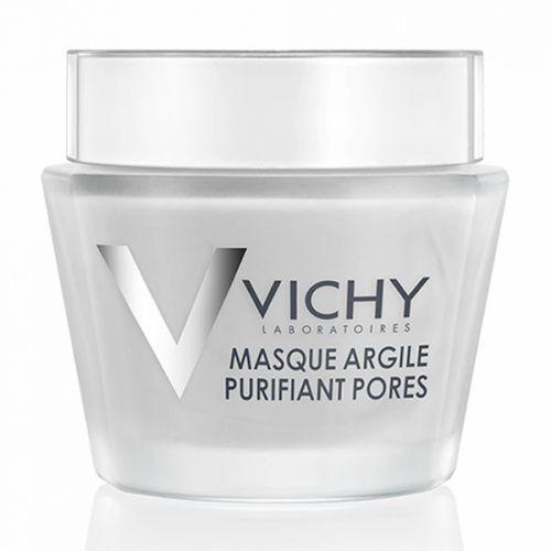 Vichy Purete Thermale Минеральная очищающая поры маска с глиной