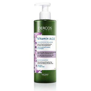 Vichy Dercos Nutrients Шампунь Витамин для блеска волос