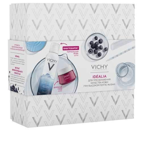 Vichy Подарочный набор Idealia для преображения качества кожи