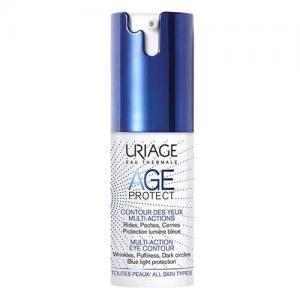 Uriage Крем для контура глаз увлажняющий Age Protect