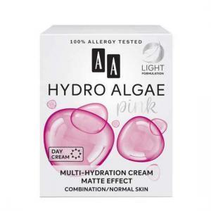 AA Hydro Algae Pink Дневной мультиувлажняющий крем для комбинированной и нормальной кожи