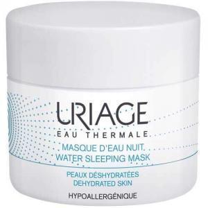 Uriage Увлажняющая ночная маска для лица Eau Thermale