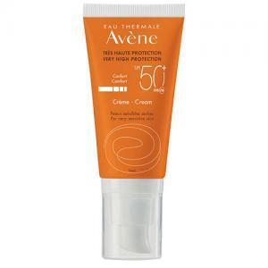 Avene Крем солнцезащитный SPF50, 50мл