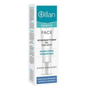 Oillan Balance Гидроактивный гель для кожи вокруг глаз