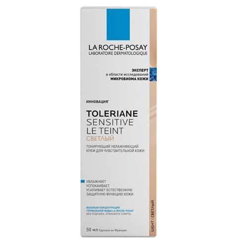 La Roche-Posay Toleriane Тонирующий крем светлый Сенситив