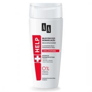 AA Help Atopic Skin Молочко для демакияжа